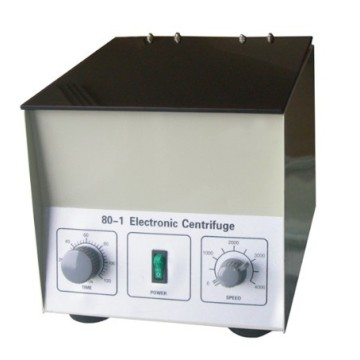 Low Speed Tabletop Centrifuge in Medical