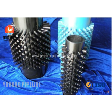 Top Suppliers for Boiler Finned Tube ASTM A213 T11 Welding Stud Tubes SMLS Carbon Steel Material export to Ukraine Exporter
