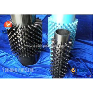Special for Fin Tube ASTM A213 T11 Welding Stud Tubes SMLS Carbon Steel Material supply to Dominica Exporter
