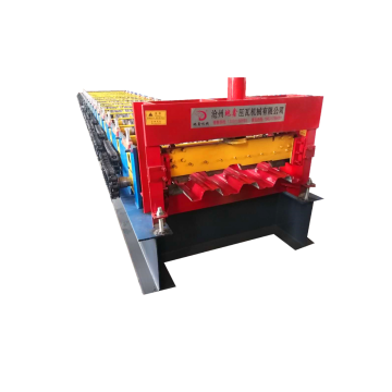 Automatic trapezoidal Roll Forming Machine
