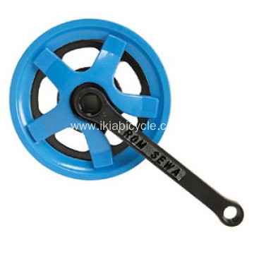 OEM Bike CWC Steel Chainwheel and Crank