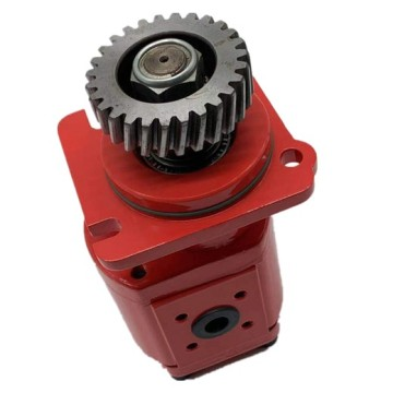 Valtra steering external gear pump