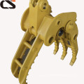 320D 336D Excavator spare parts hydraulic log grapple