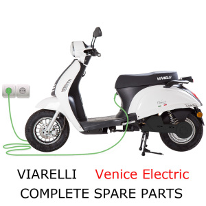 Viarelli Venice Electric Scooter Part Complete Parts