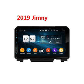 PX5 android car stereo for Jimny left 2019
