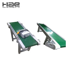 Wide Plastic Chain Plate Conveyor