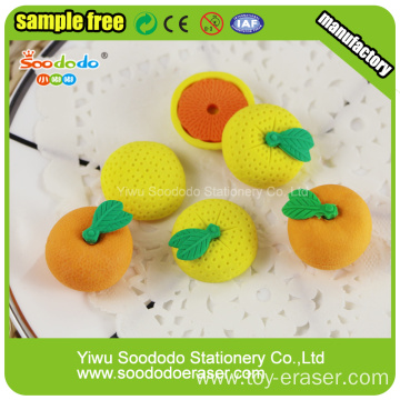 6.7*1.1*1.1cm 3D Golf Shaped Eraser