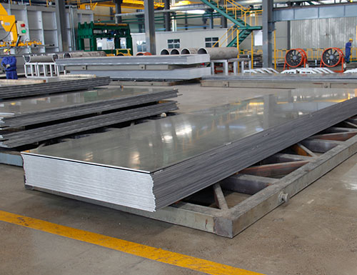 aluminum alloy sheet for roofing decorative material manufacturer in India