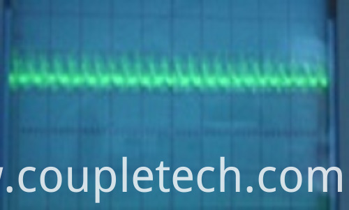 laser with high noise