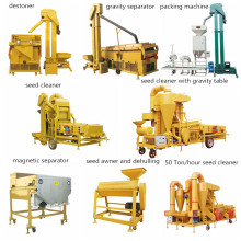 Factory making for Grain Bean Fine Seed Cleaner Seed Fine Cleaner Machine supply to United States Wholesale
