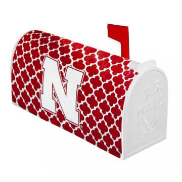 Advertising custom outdoor mailbox cover magnetic