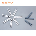 EISHO Mini Colored Wooden Clothespins FC-1108-2-24