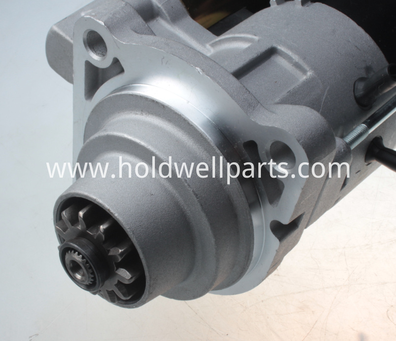 Starter motor 6685190 for skid steer loader 3