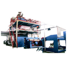 Customized for S2400 Nonwoven Fabric Line Non woven fabric making machine supply to Montserrat Manufacturer