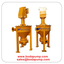 High Quality Industrial Factory for Centrifugal Froth Pump Foam Tank Froth Slurry Pump supply to French Guiana Factories