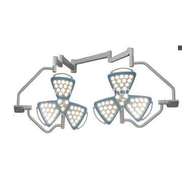 double arms led operating light with good price
