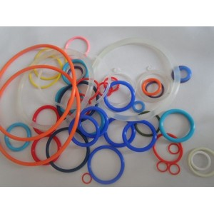High Quality for Polyurethane O Ring Clear Food Grade Silicon Rubber Ring export to Israel Manufacturer