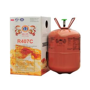 factory low price for Refrigerant Gas Coldroom refrigerant gas R407C export to Haiti Suppliers