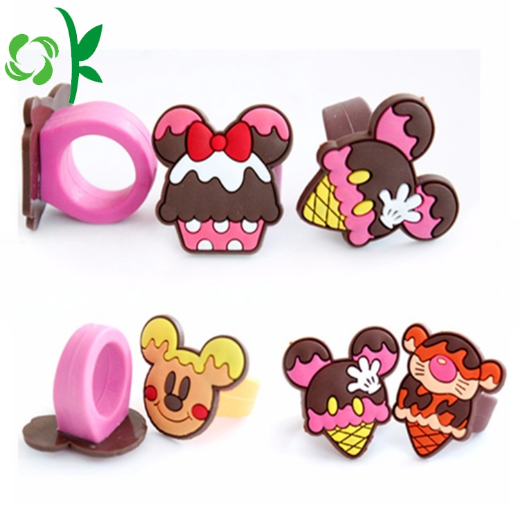 Mini Mouse Silicone Ring