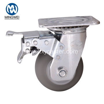 4 Inch Caster Wheel with Brake
