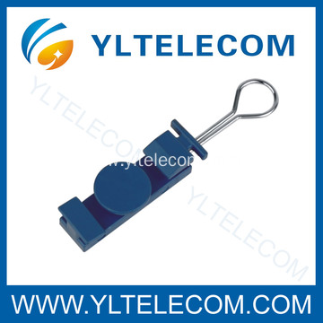 Low Cost for FTTH Cabling Accessories , Fiber Duct Plug , Fiber Optic Wall Tube , Fiber Pipe Joint Box , Nail Clips , Fiber Optic Cable Manufacturers , Fiber Optic Cable Connectors S Type Fasteners,Dead-End Clamp FTTH Cabling Accessories supply to Guatema