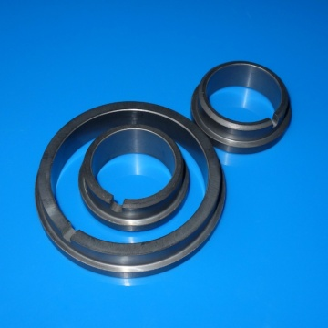 Izindwangu Zomshini Wokwakheka Kwama-Silicon Carbide Ring Seal Faces