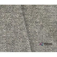 Purchasing for Wool Alpaca Blend Fabric Black White Herringbone Wool Alpaca Viscose Blend Fabric export to Equatorial Guinea Manufacturers
