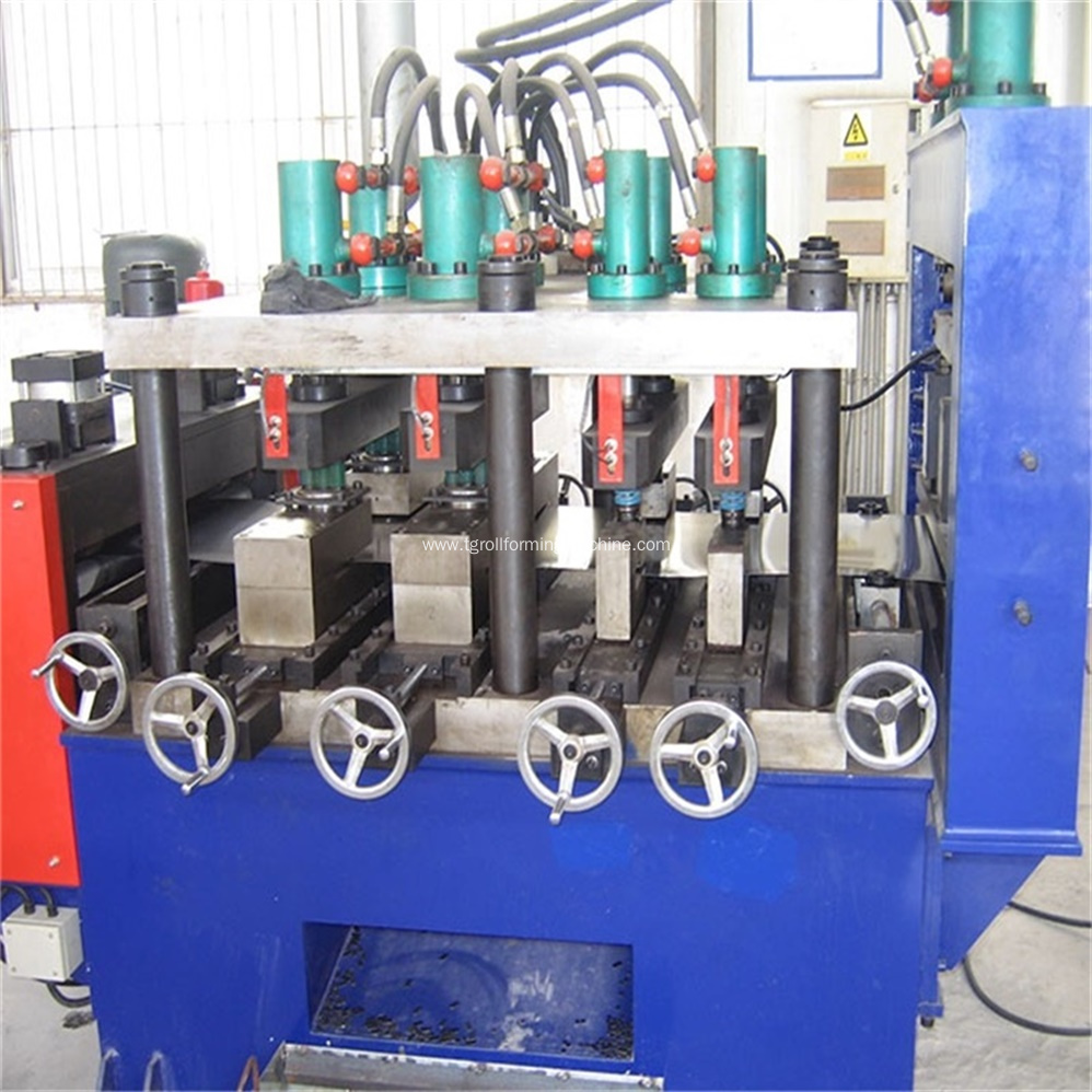 Support Unistrut Strut Channel Cable Tray Forming Machine