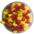 empty hpmc capsules red-black capsule ISO