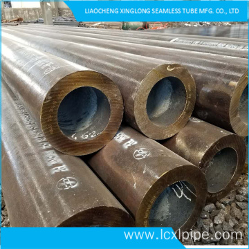 E355 ST52 hot rolled seamles steel tube