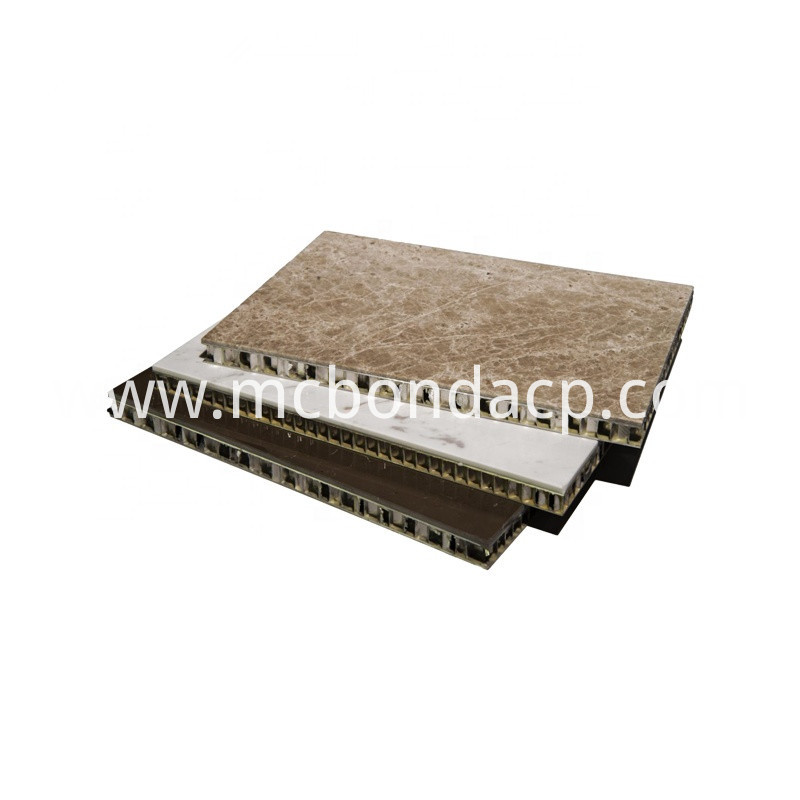 10mm Aluminum Honeycomb Core Sandwich Panel For 2