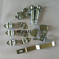 Trailer Steel Door Lock Handle