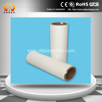 Anti scratch thermal glossy matte bopp films