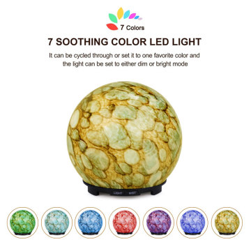 200 ml DC 24V Led Light Essential Oil Diffuser