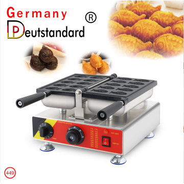 manual electric fish waffle makers on sale