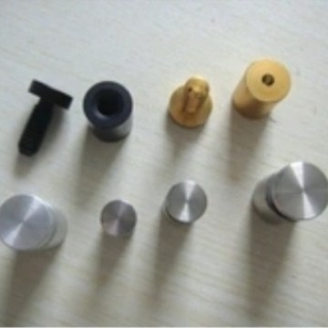 Stainless Steel Mirror Glass Screw Standoffs