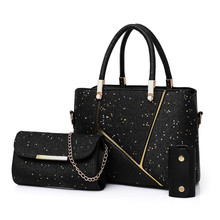 Designer 2018 Stylish Fashion Pu Leather Lady Handbag