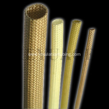 Silicon Rubber Coated Fiber Glass Sleeving
