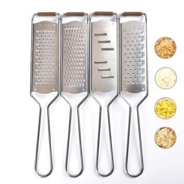 manual fruit butter grater stainless steel peeler