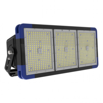 540W Aluminum Heatsink LED Flood Light For Floodlighting