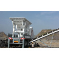100t/h Mobile Stone Crusher For Sand Making Plant
