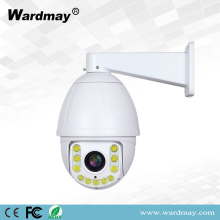 Full Color 2.0MP 20X Speed Dome IP Camera