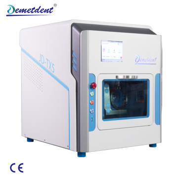 Demetdent CAD CAM 5 Axis Dental Milling Machine