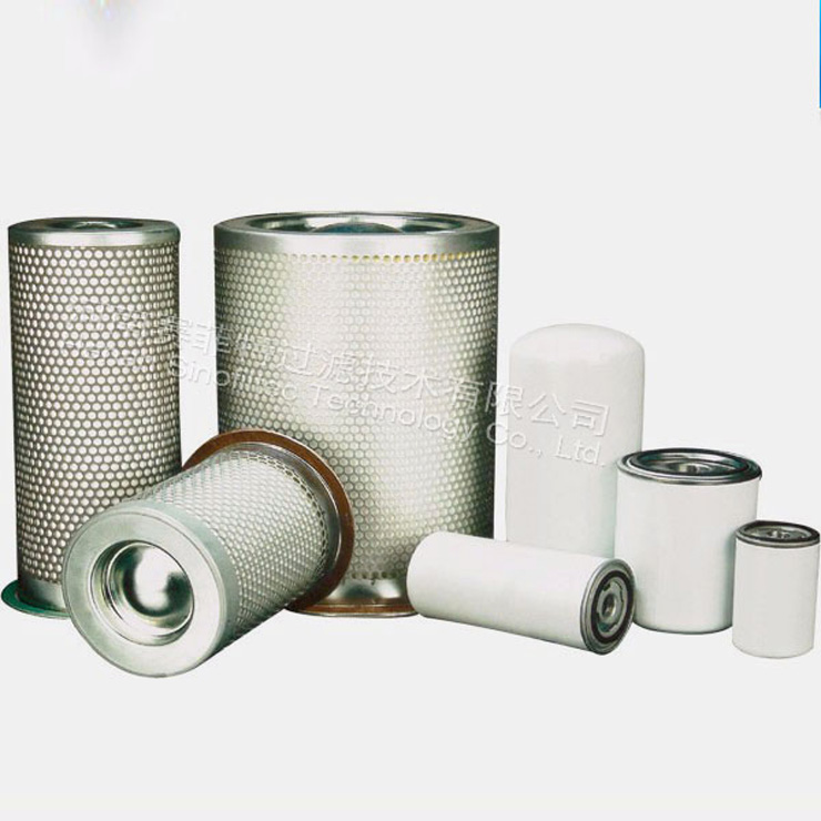 Compair air compressor filters