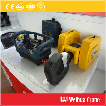 Electric Anti-Swing Overhead Crane