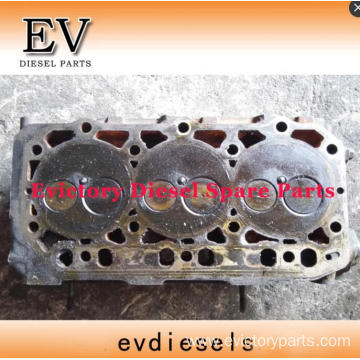 3TNA68 cylinder head block crankshaft connecting rod