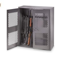 Hot Sale for Metal Cupboard,Storage Cupboard,Office Cupboard Manufacturers and Suppliers in China Metal Gun safe weapon storage cabinet export to Saint Vincent and the Grenadines Suppliers