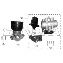 Throttle Parts for ZONGSHEN RX3 SPARE PARTS TOP QUALITY