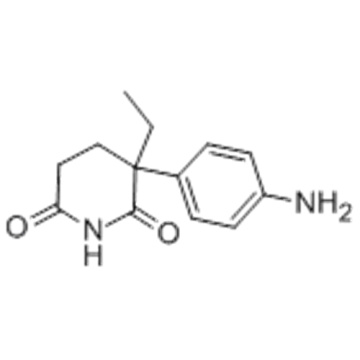 2,6-Piperidindion, 3- (4-Aminophenyl) -3-ethyl-CAS 125-84-8