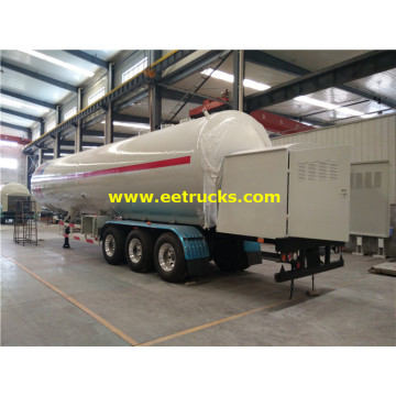 60 M3 LPG Transport Trailer Tanks